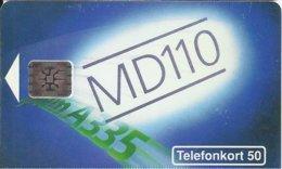 SWEDEN - MD110 - 5.000EX - Suède