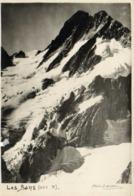 Carte Photo Alpinisme Escalade  Les Bans (3668m) Photo P Michel RV - Fotografia