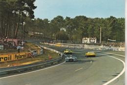 CPM, Circuit Des 24 Heures, Virages Des S Du Tertre Rouge - Le Mans