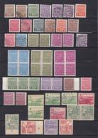 Sowjetische Zone - Provinz Sachsen - 1945/46 - Sammlung - Postfrisch/Ungebr./Gest. - Sowjetische Zone (SBZ)