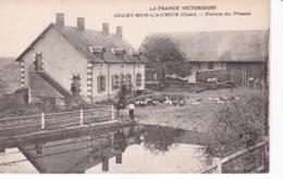 JOUET SUR L AUBOIS(FERME) - Autres Communes