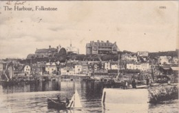FOLKESTONE / THE HARBOUR / CIRC 1910 - Folkestone