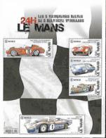 Belg. 2019 - Les Cinq Vainqueurs Belges Des 24h Du Mans ** - Nuovi