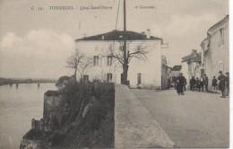 47 TONNEINS  Quai St-Pierre Et  La Garonne - Tonneins