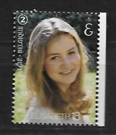 Belg. 2019 - La Princesse Elisabeth A 18 Ans ** - Nuovi