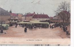 LA GUERCHE(MARCHE) - La Guerche Sur L'Aubois