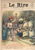 Le Rire 522 - 01.02.1913 - Gervèse Marine Matelot - Femmes Saphiques & Infidèles - Antigermanisme - Books, Magazines, Comics