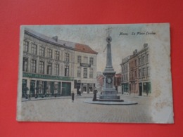 BELGIQUE  Mons  La Place Louise - Mons