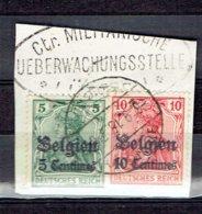 OC 2-3 - Bovigny Le 6-9-1916 - Censure A Définir - Guerre 14-18