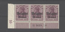 Belgien,21b,4619.18,Za1+Za2,xx,gep - Besetzungen 1914-18