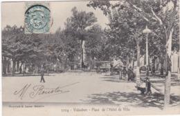VIDAUBAN - Place De L'Hôtel De Ville - Vidauban