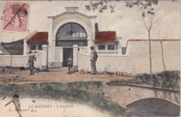 LE BEAUSSET - L'Abattoir - Animé - Carte Colorisée - Le Beausset