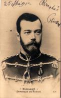 Nicolas II - Empereur De Russie - Russie