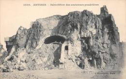 Antibes Anciennes Poudrières 2420 L'Hirondelle - Antibes - Vieille Ville