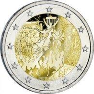 *FRANCIA - 2 Euro Commemorativo 2019: 30° ANNIV. CADUTA DEL MURO DI BERLINO - Francia