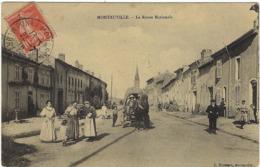 54    Montauville   La Route Nationale - France