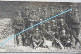 Photo ABL Lanciers Lansier Cavalerie 1923 Militaria Armée Belge Belgische Leger - Oorlog, Militair