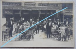 Photo OOSTENDE Terrasse Café Digue Kust - Lugares