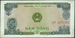 VIETNAM Viet Nam - 5 Dong 1976 VF- P.81 B - Vietnam