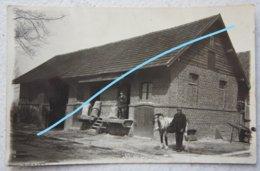 Photo Regio REKEM Lanaken Albert Kanaal Bourderij ? Molen ? Circa 1920 - Lieux