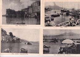 JOLI LOT 25 CARTES NAPOLI AVEC EXPLICATIONS AU DOS - Napoli (Naples)