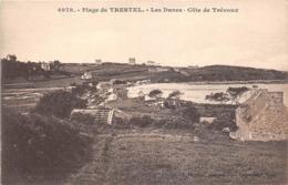 ¤¤   -   TRESTEL    -  Plage  -  Les Dunes  -  Côte De TREVOUX     -  ¤¤ - Frankrijk