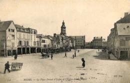 CPA - France - (51) Marne - Reims - La Place Drouet D'Erlon - Reims