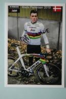 CYCLISME: CYCLISTE : MADS PEDERSEN  Non Officielle - Ciclismo
