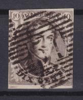 N° 6 Margé  51 GRAMMONT - 1851-1857 Médaillons (6/8)