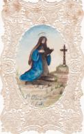Image Pieuse : Holy Card - Santino : 1 CANIVET : Avec Découpis ( Voir Recto St-élisabeth Et Verso Sucsum Corda  ) - Imágenes Religiosas