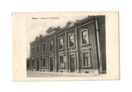 Ramet.  -  Maison Communale (1953). - Flémalle