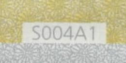 """ITALIA € 200 SE S004  A1  """"00""""  DRAGHI   UNC - EURO"""