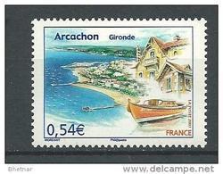 """FR YT 4057 """" Touristique, Arcachon """" 2007 Neuf** - Francia"""