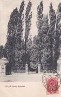 UKRAINE :  OUMAN :  Jardin Sophiefka . Oblitération Russe De 1908 - Ukraine