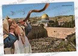 JERUSALEM Israel Israele Storia Postale - Israele