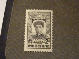 INDOCHINE 1936 Neuf SG - Indochina (1889-1945)