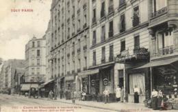 75 - Seine - Tout Paris - Paris XXem - Cours De Vincennes, Rue Michel-Bizot - D 0236 - Arrondissement: 20