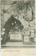 Tienraai (Tienray) 1907; Lourdes-Grotte - Gelopen. (A. Van Der Voort Everts - Tienraai) - Other