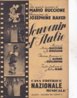 SOUVENIR D'ITALIE SPARTITO AUTENTICO 100% - Música De Películas