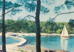 Rovinj - Plaza , Beach - Croatia