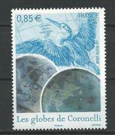 "FR YT 4144 "" Globes De Coronelli "" 2008 Neuf** - Neufs"