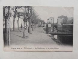 Tienen, Le Boulevard Et La Petite Ghère - Tienen