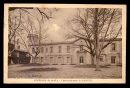 13 - COUDOUX - CHATEAU DU COMTE DE GARIDEL - Other Municipalities
