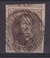 N° 10 Bien Margé  Voisins : 4 Anvers - 1858-1862 Medaillen (9/12)