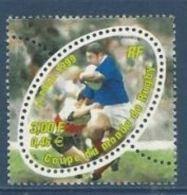 "FR YT 3280 "" Coupe Du Monde De Rugby "" 1999 Neuf** - France"