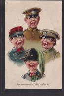 A10x /    Patriotika , Propaganda Entente , Vierverband England,Frankreich , Italien , Belgien - Weltkrieg 1914-18