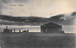 "M08767 ""NORDKAP-MIDNAT"" ANIMATA-CART. ORIG. SPED. 1912 - Norvegia"