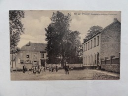 Walhain / Nil-Saint-Vincent /Nil-St-Vincent , Gendarmerie Et Maison Communale - Walhain