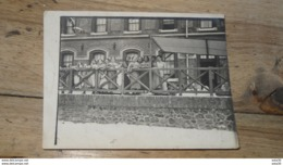 Carte Photo + Photo De BERCK PLAGE : Hopital Rotschild …... … PHI.......2698 - Berck