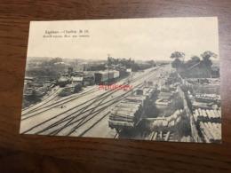 Russie Tsariste Pré-révolutionnaire Nouvelle Gare De La Ville De Harbin - Stazioni Senza Treni